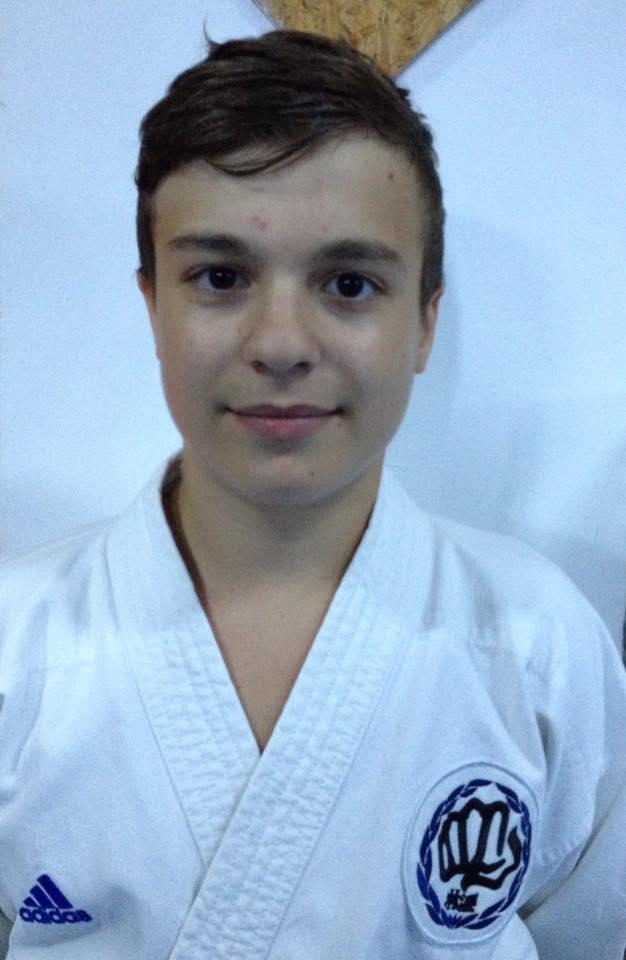 Adrian Stoicescu Karate